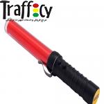 چراغ باتومی ترافیکی آژیر دار   چراغ باتومی چشمک زن
